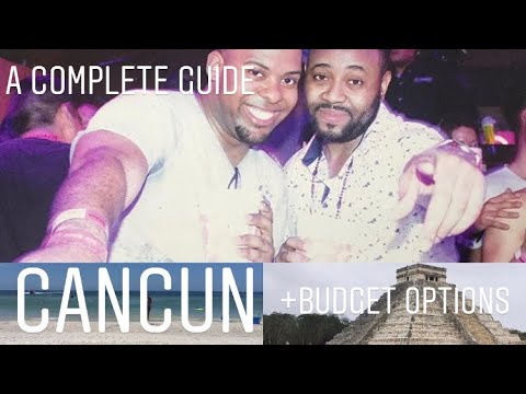 Budget Travel Guide to Cancun | Nightlife | Millennial Guide | Hotel Zone | El Centro & Culture
