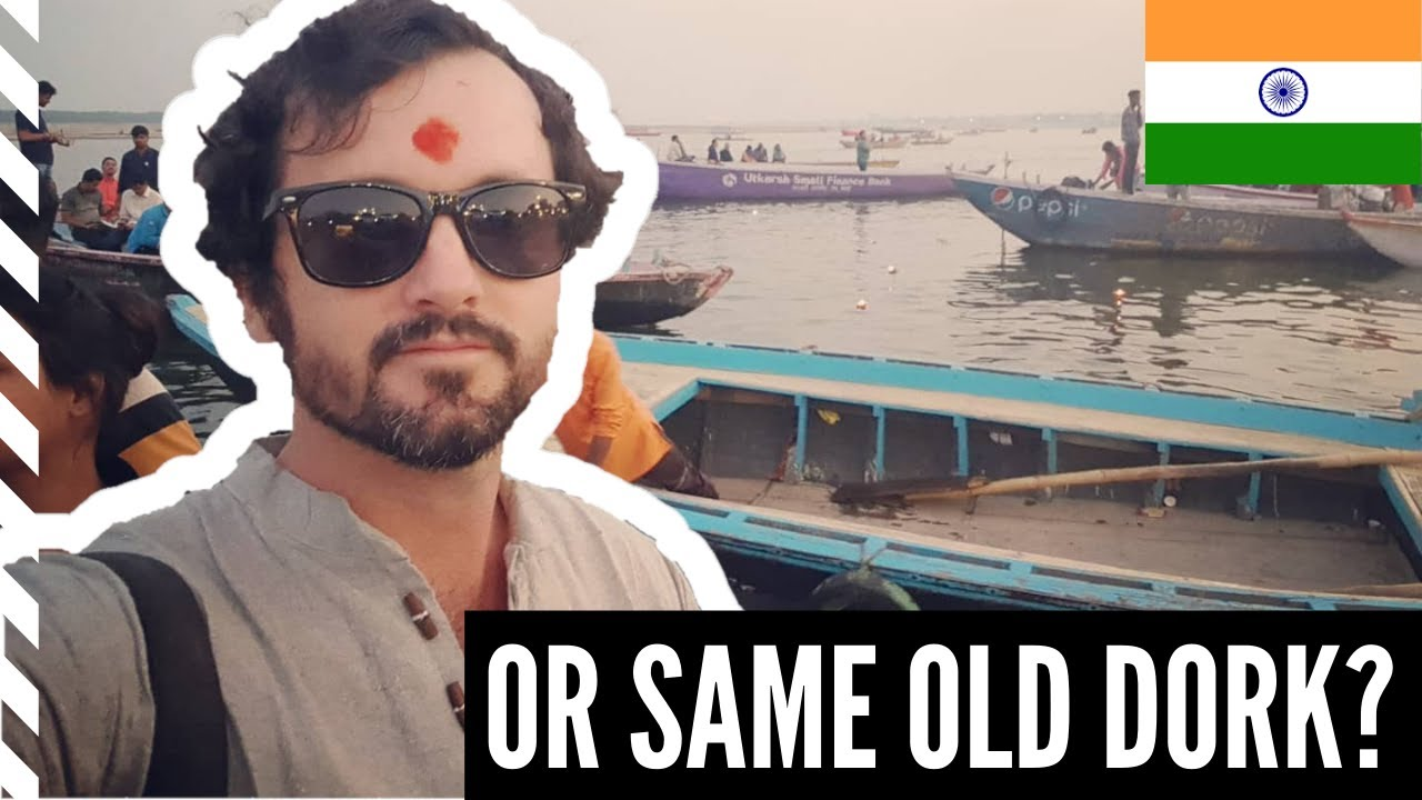 Does #Traveling in India CHANGE You? Foreigner in #India Vlog 🇮🇳