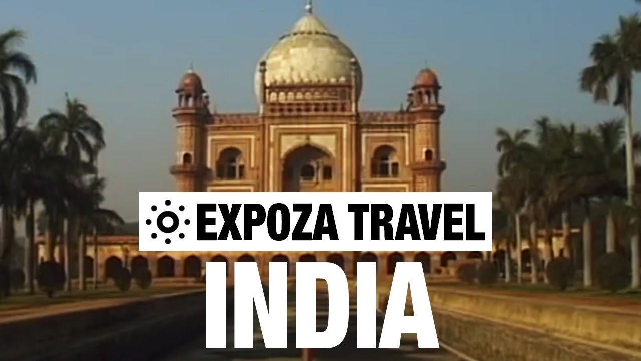 India (Asia) Vacation Travel Video Guide