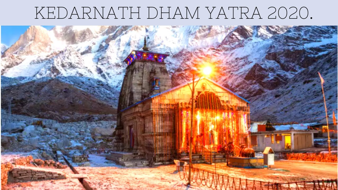 Kedarnath Yatra Complete Guide|| How To Plan Your Travel In 2020||