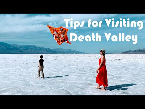 Travel Guide for Death Valley National Park
