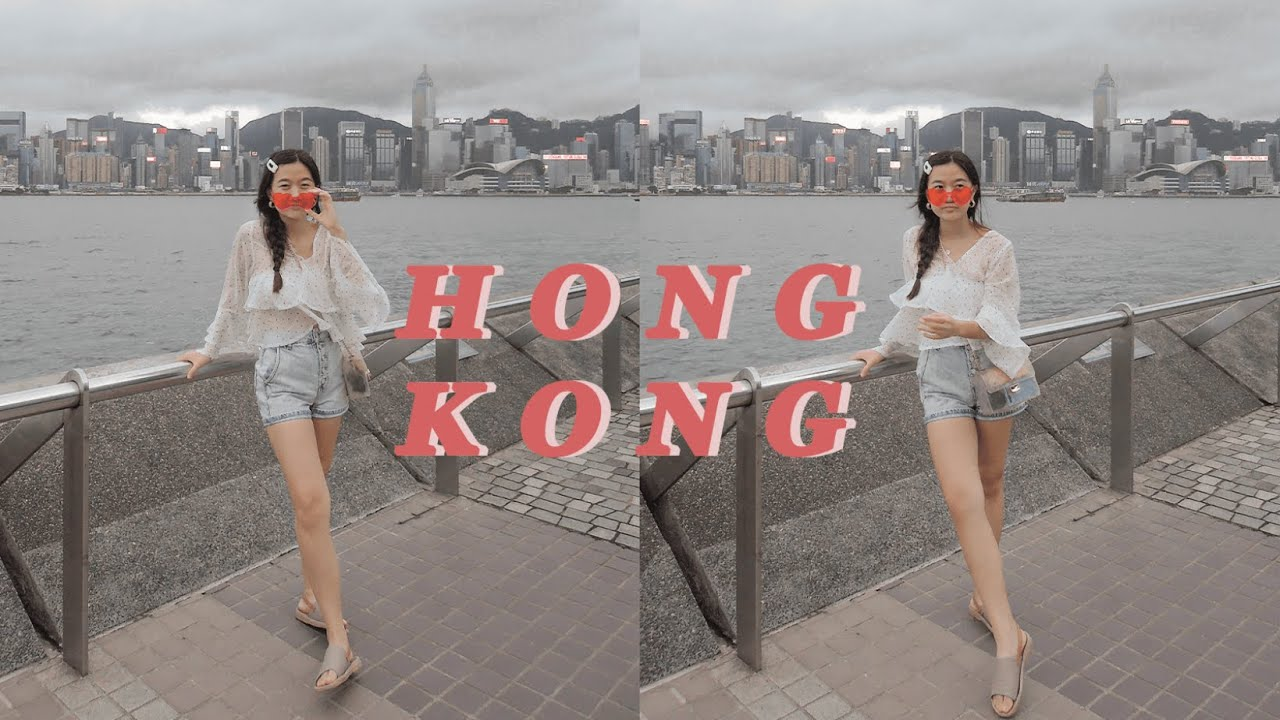 a guide to hong kong // aesthetic travel vlog