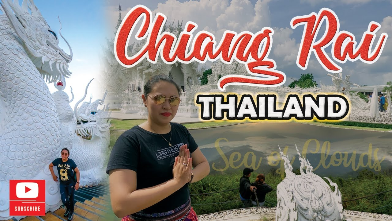 THAILAND: Top Things MUST DO in CHIANG RAI | Travel Guide | GoPro Hero7 | Cinematic Travel Video