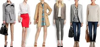 Adequate selection of clothing