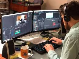 Video editing How it works for beginners