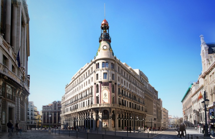 Four Seasons Hotel Madrid sets new opening date | News