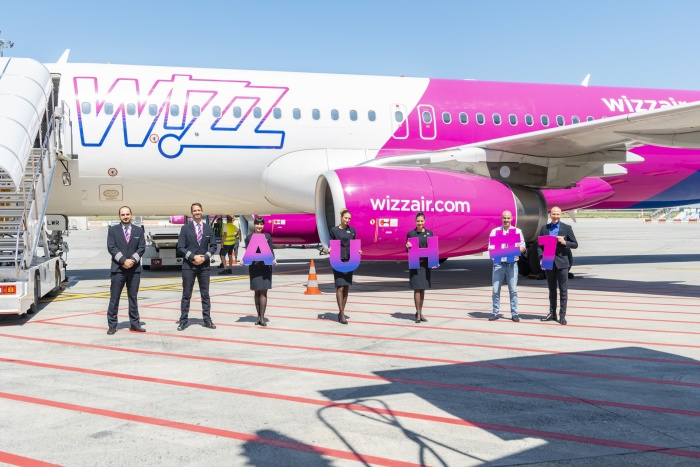 Wizz Air touches down in Abu Dhabi for first time | News