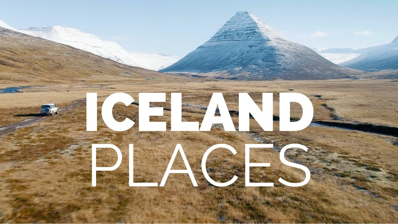 10 Best Places to Visit in Iceland - Travel Video