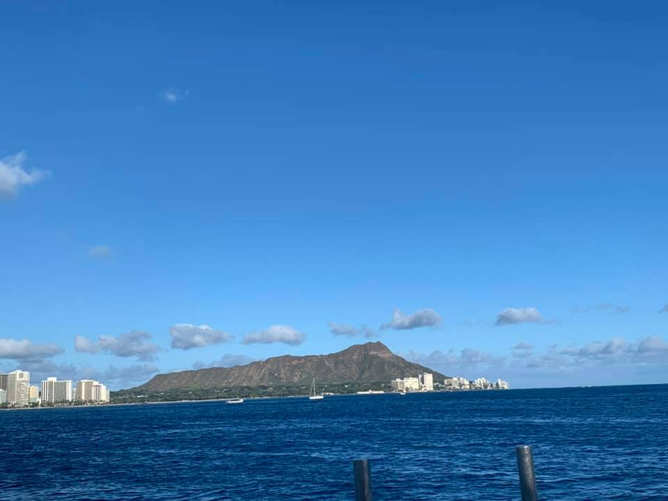 Distant Diamond + Hawaii COVID-19 Update