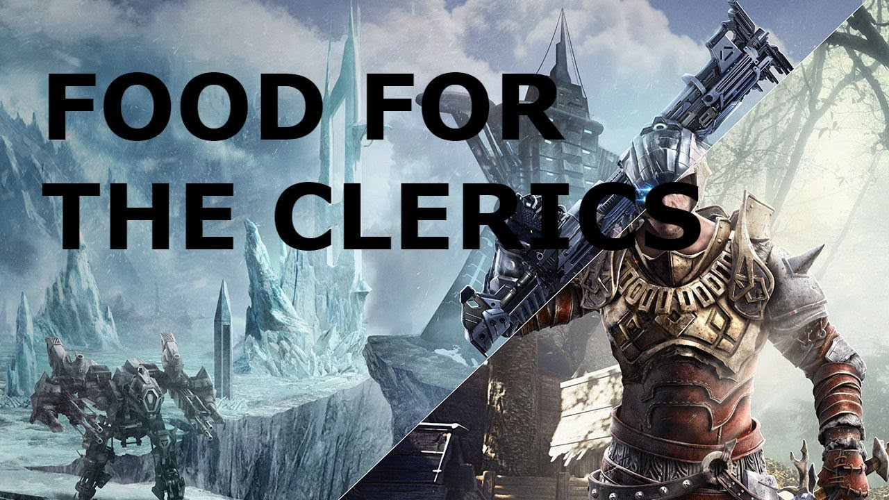 [Elex] - Guide - Food for the Clerics - Martha - Traveling Merchant - Raudur