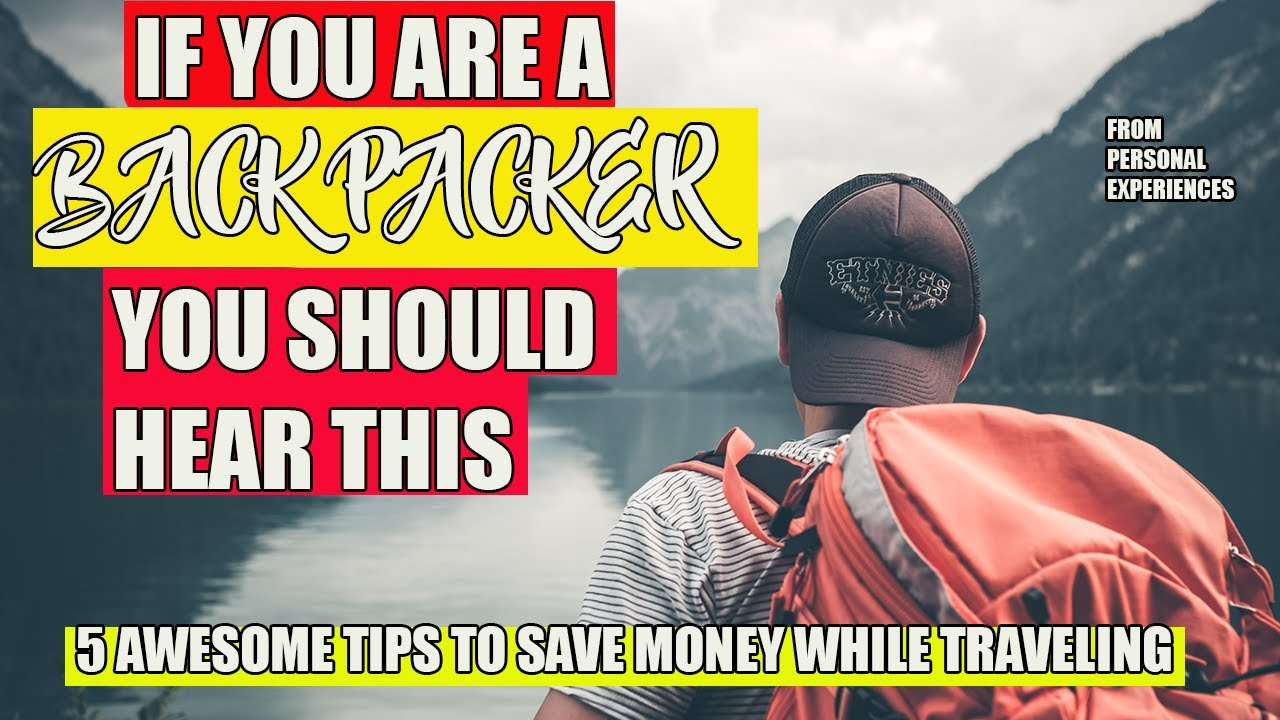 5 EFFECTIVE TIPS TO SAVE MONEY WHILE TRAVELING IN INDIA | BUDGET TRAVEL GUIDE | 2020