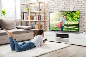 All Shapes and Sizes of Televisions