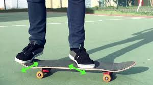 How to Improve Your Balance in Skate Boarding
