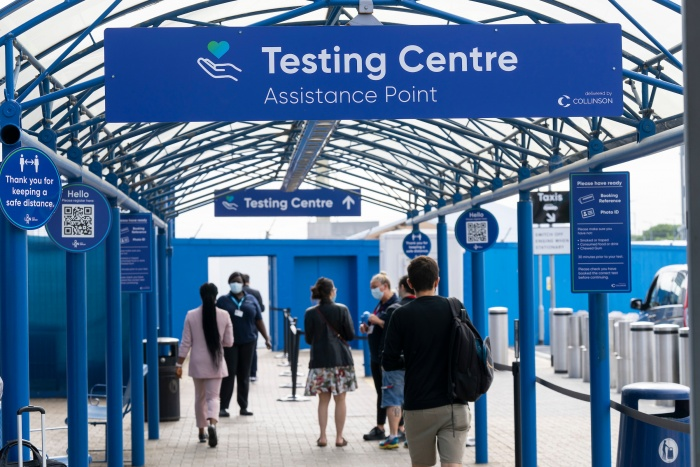 London City expands testing facilities ahead of potential summer restart | News