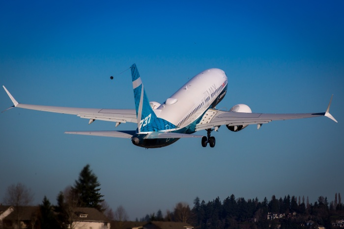 West appointed chief financial officer with Boeing | News