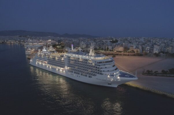 Naming ceremony held for Silver Moon in Greece   News