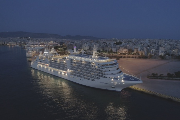 Naming ceremony held for Silver Moon in Greece | News